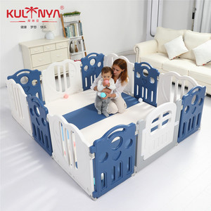 2019 Newest Baby Playpen, EN71 Baby Play Pen, Infant Safety Activity Play Fence