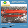 Power rail 150ton high up overhead crane