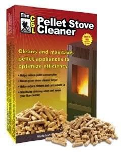 PELLET STOVE CLEANER CSL
