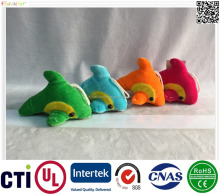 good price Flycatcher factory direct business plush samll dolphin