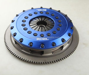 Patrol TB45/TB48 1''x24 SPL STL Ring Pin Drive double disc race clutch kit