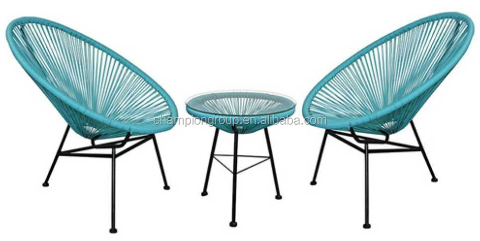 Balcony Table Chair Set Acapulco Chairs Mamasita Product On Alibaba