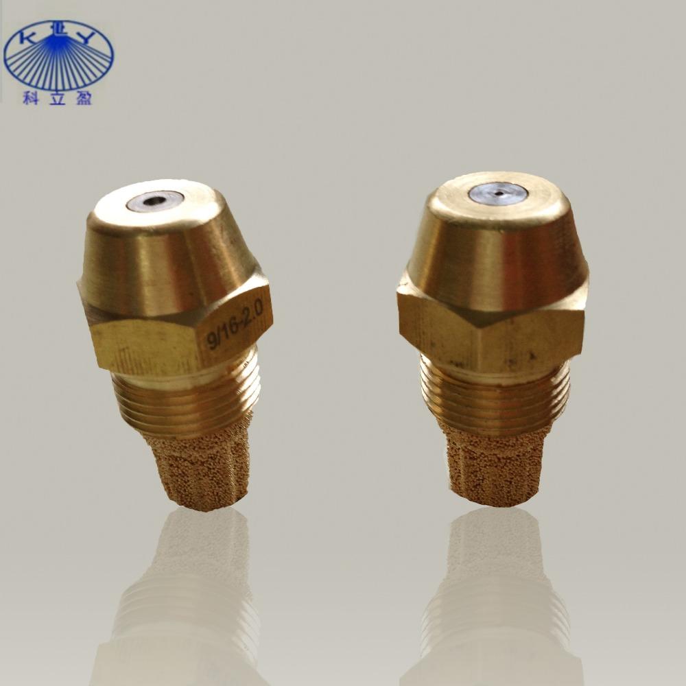Industrial brass fuel oil burner nozzle buy