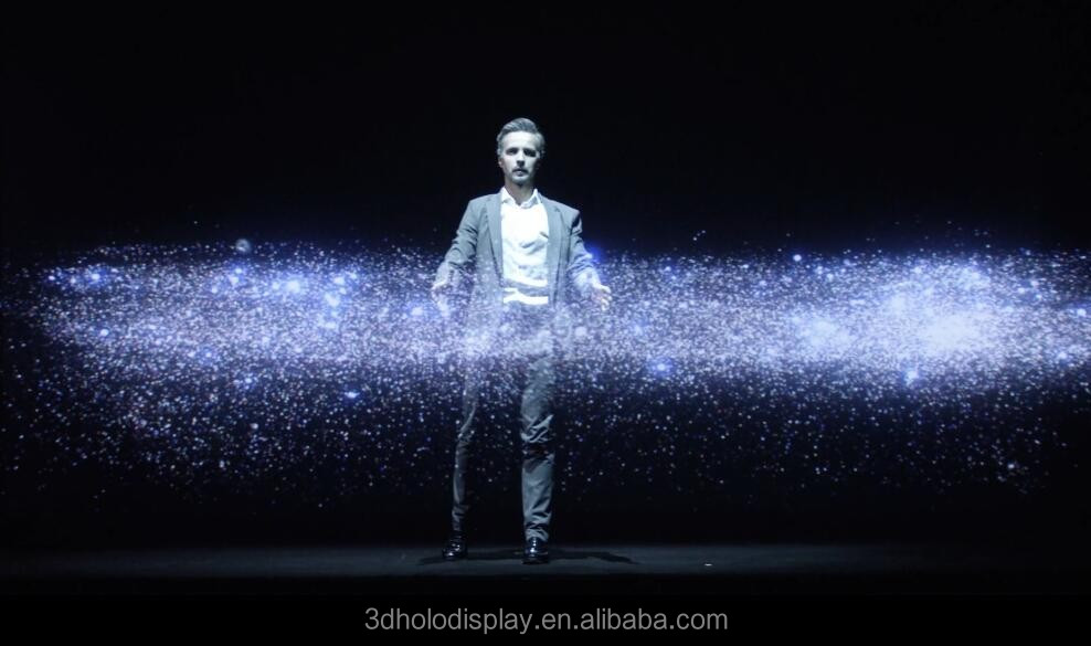 Reflection Hologram Projector 3d Holographic Projection