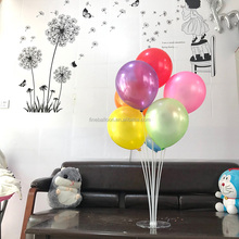 <span class=keywords><strong>Ballon</strong></span> accessoire Transparante Plastic Tafel <span class=keywords><strong>Ballon</strong></span> Stand voor Party Decoratie