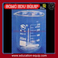 Lab Glassware Jacketed Glass Beaker