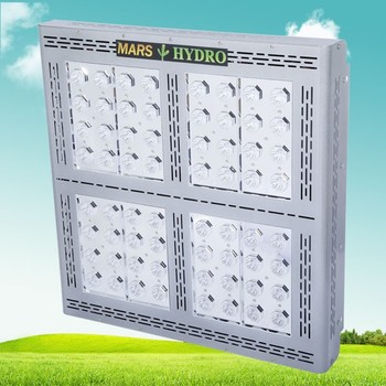 Mars PRO EPISTAR 320 LED Grow Light Panel Full Spectrum with Controller Gardening Indoor System
