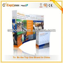 OEM/Custom Metal advertising pop up display rack from kindle in Guangdong with 32 Years Experience and High Quality