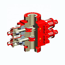 API 16A 표준 ram BOP blowout preventer 유전