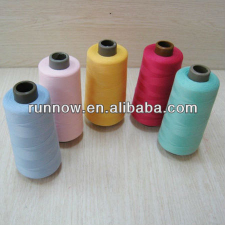 CIF Oulu, 20S-60s all colors 100% polyester sewing thread