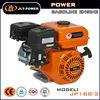 Mini small gasoline engine 6.5hp JLT Power JP168-2, GX200