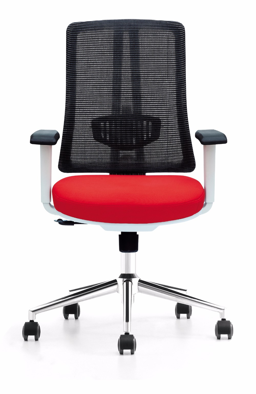 Elegant white office chair european style task chair