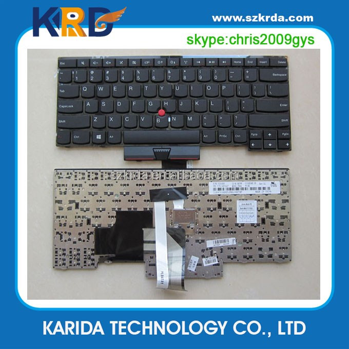 Notebook keyboard for IBM Lenovo ThinkPad E430 E435 Layout US SP BR IT RU GR