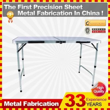 Lightweight Aluminum Folding Table Leg