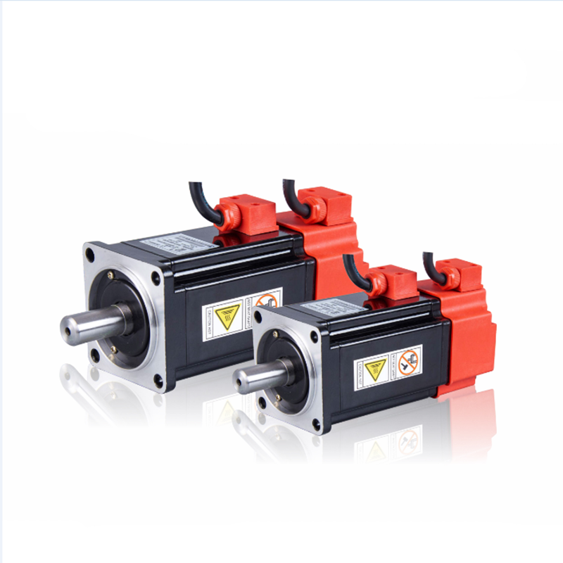 China cheap price 400W 1.27N.m AC servo <strong>motor</strong> & driver set for CNC machine