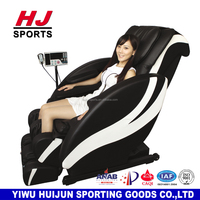 HJ-B8113 HUIJUN Luxury Space Capsule eiectric full body massage chair Space capsule l shape back roller path massage chair