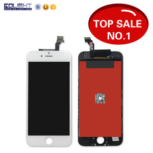 Co-light smartphone spare parts for iphone 6 LCD screen,display lcd for iphone 6 clone lcd for iphone 6 screen