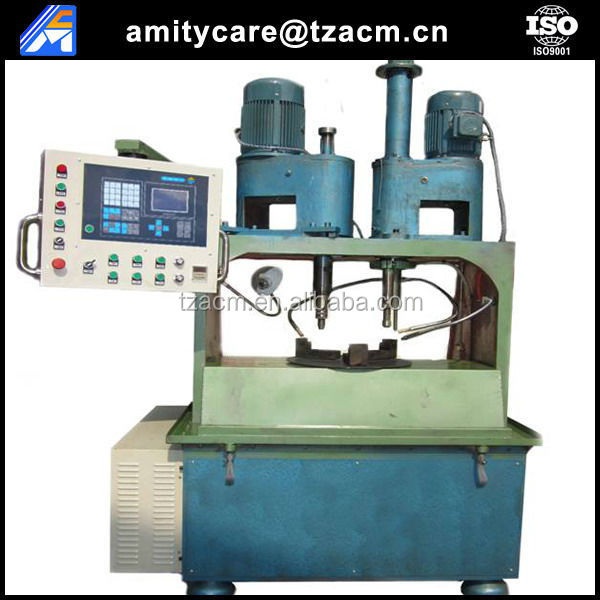 CNC pipe pile plank tapping countersunk head machine