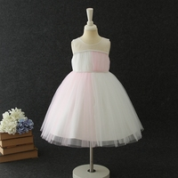 newest korean style kids gown designs children casual dress wholesale children's clothing girl dress of 9 year old