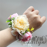 High quality indian hand flower accessories for dresses