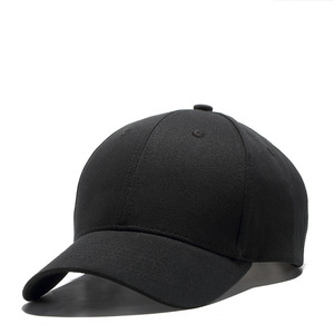 100% Cotton Twill Fabric Custom Hat plain Baseball Cap Parts