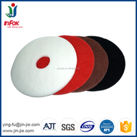 Wholesale Cleaning Supplies High Efficiency Melamine Disc Sponge/Floor Buffer Polishing Pads