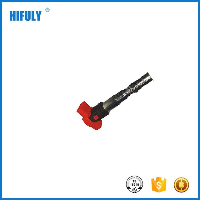 DQ9103R 06C905115D/F/G/K ignition coil for AUDI A6