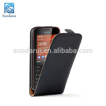 premium selection ac01e ea8fe Ultra Slim Leather Flip Cell Phone Case For Nokia C3 - Buy Cell Phone Case  For Nokia C3,Case For Nokia C3,Cover For Nokia C3 Product on Alibaba.com