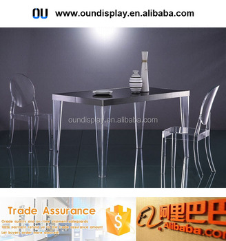 Clear Acrylic Lucite Desk Acrylic Office Desk Standing Desk Table Furniture