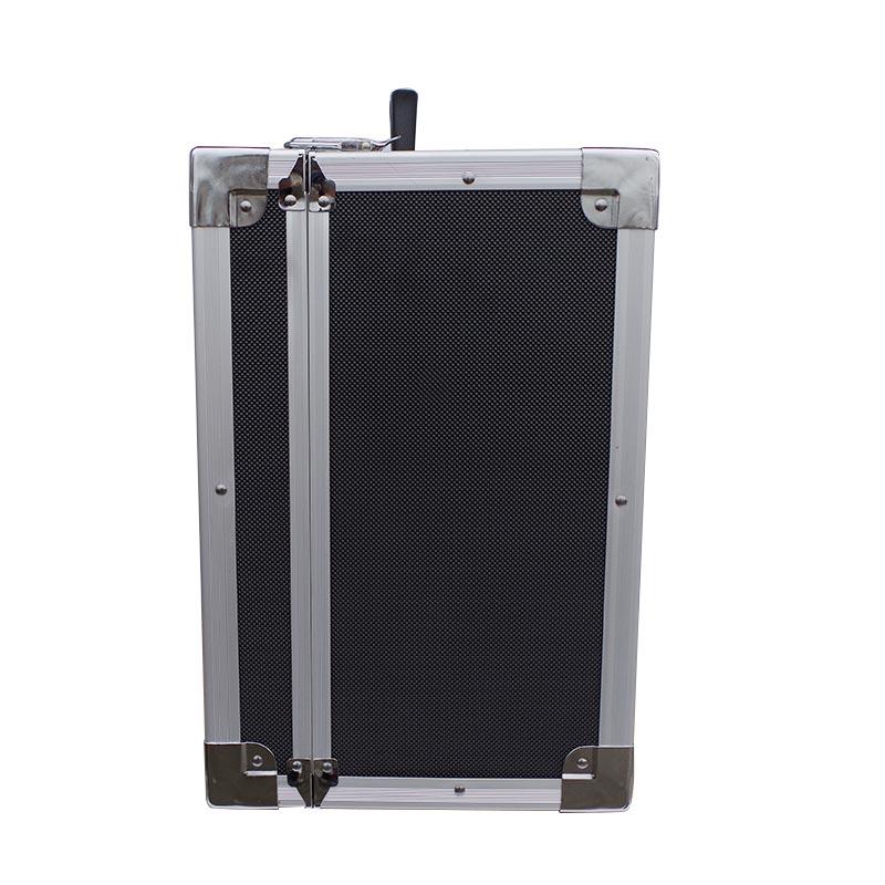 Алюминиевый кофр к дрону phantom защита камеры силиконовая для беспилотника спарк