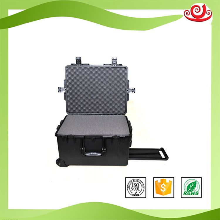 Tricases different styles hot sale product IP67 hard plastic case gun case for security M2750