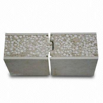 Expanding Foam Built Eps Cement Panel InteriorExterior Wall