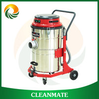 100L high power home and industrial floor grinding vacuum cleaner