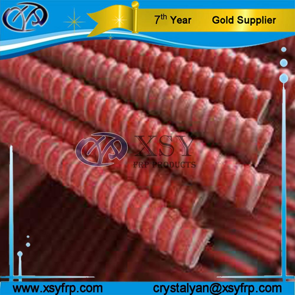 Roscado de barras de refuerzo de fibra de vidrio reforzado - Barras de fibra de vidrio ...