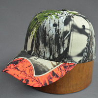Cotton forest fashion real tree camo style camouflage mens baseball caps