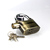 bronze security alarm lock aluminum