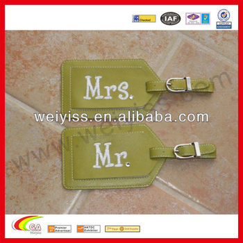 ... Luggage Tags Wedding Favor,Pu Leather Luggage Tag,Luggage Handle Bag