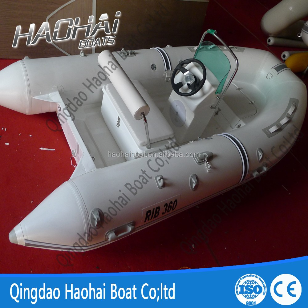 2016 popular 12ft rib boat and rib hypalon inflatable boats