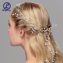 New Crystal Tiara Hair Jewelry Rhinestone Hairband Bridal Headband Wedding Headpiece