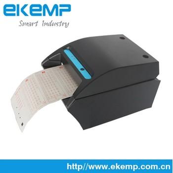 BarcodeLottery Ticket Scanner Optical Mark Reader Barcode ER1000