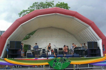 inflatable marquee/canopy for music events, parties, concerts K5020