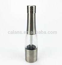 High End Top Quality Stainless Steel Fashion Durable Salt And Pepper Mill