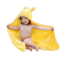 amazon quality 100% bamboo baby hooded towel
