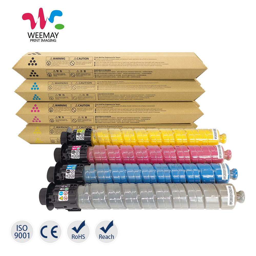 Compatibel ricoh aficio mp c2503 c2011 c2003 toner cartridge