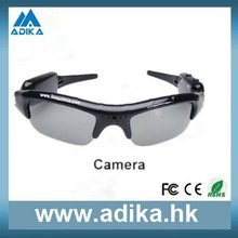 2012 Hot Sale Long Time Recording Hidden Sunglasses Camera