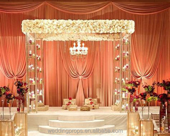New Design Marriage Indian Wedding Backdrop Decorations Buy