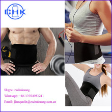 Neoprene waist slimming belt/Crossfit waist sweat belt/Slim waist belt
