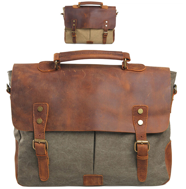 Genuine Leather Shoulder Bag,Leisure Sports Messenger Bag,Mens ...