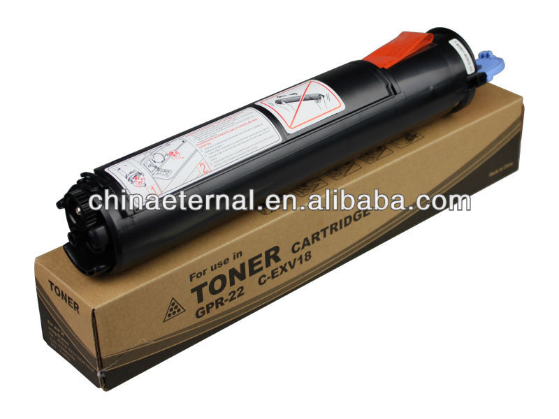 0386B003AA Toner Cartridge untuk Canon CANON iR1018/1019J/1022if/1023if, GPR-22, NPG-32, C-EXV18, Toner Cartridge