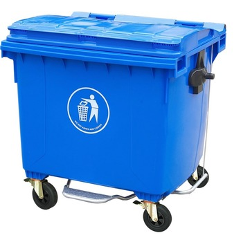 6 Gallon Garbage Can
